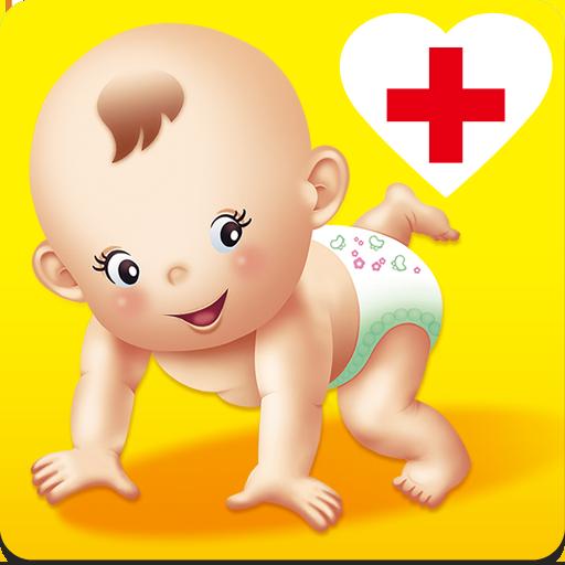 宝宝健康指南 LOGO-APP點子