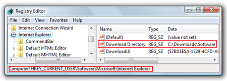 How to Find or Specify the Download Directory Before and