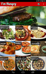 I'm Hungry: Vegetarian Recipes - screenshot thumbnail