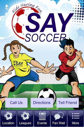 SAY Soccer