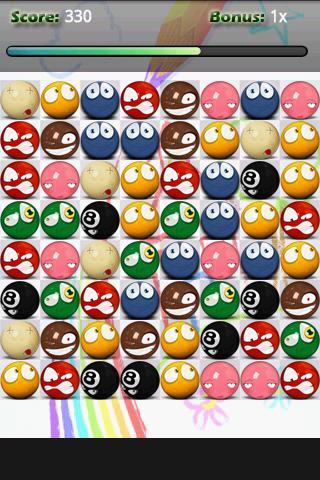 Tricky Balls Tap-Tap- screenshot