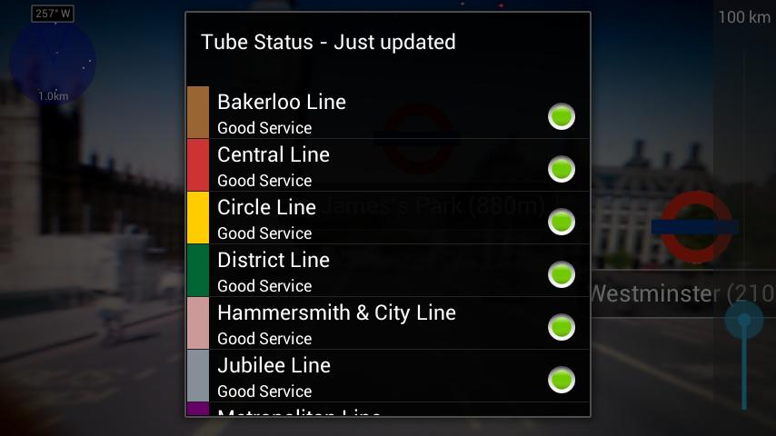Tube AR Free - screenshot