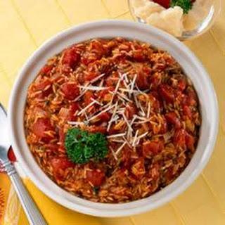 Tomato Risotto in Minutes