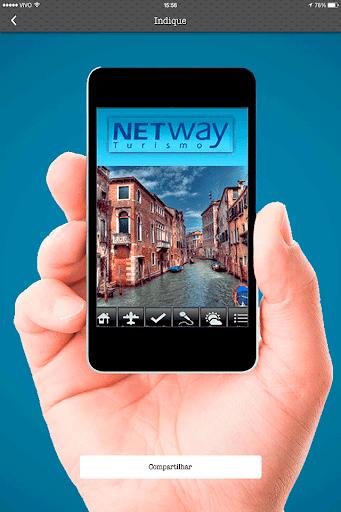 Netway: Agência de Viagem