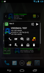 Visual Voicemail Plus- screenshot thumbnail