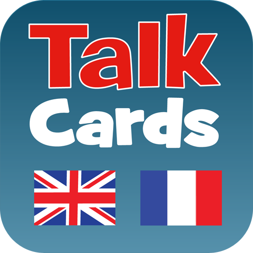Talk Cards English-French LOGO-APP點子