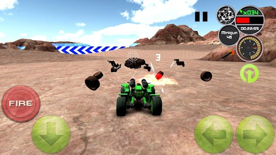 Doom Buggy 3D Racing 賽車遊戲 App-愛順發玩APP