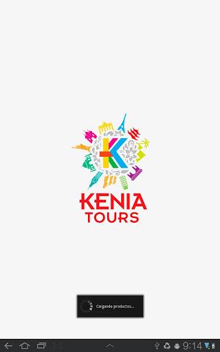 Kenia Tours para Tablet