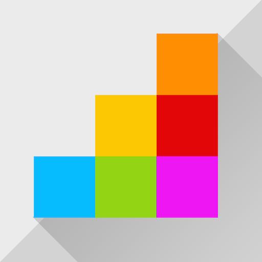 粉碎彩磚 休閒 App LOGO-硬是要APP