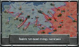 Screenshot of Strategy & Tactics: WW II