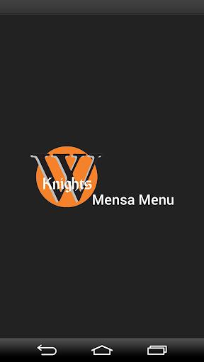 Mensa Menu