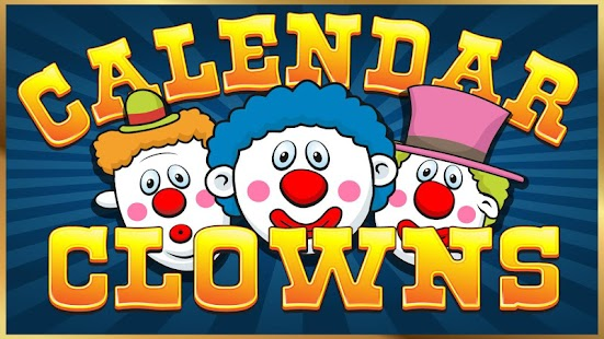 Calendar Clowns - screenshot thumbnail