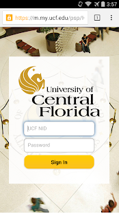 UCFMobile - screenshot thumbnail