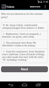 Choice of Robots v1.0.5