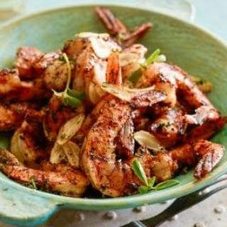 Grilled Shrimp with Garlic (Gambas Al Ajillo) Recipe