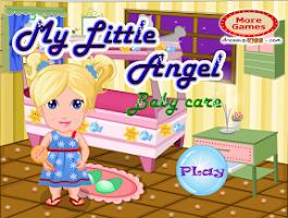 Screenshot of My little angel