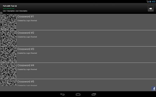 【免費拼字App】Wordier Crosswords-APP點子
