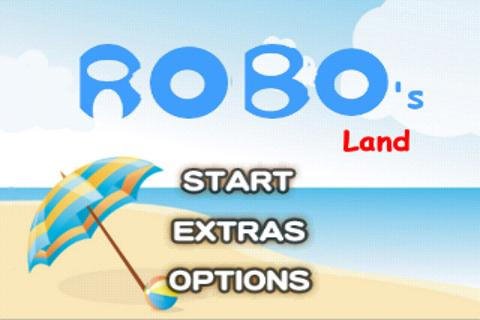 Robo Land - screenshot