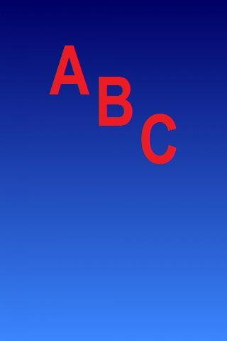 Alphabet A to Z