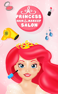 Princess Hair & Makeup Salon- screenshot thumbnail