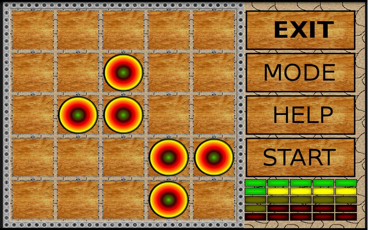 Circles Out- screenshot