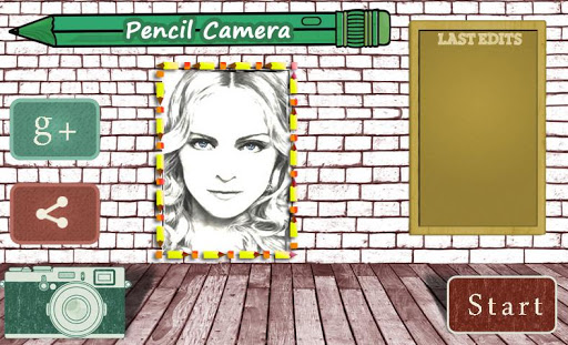 Pencil Camera : Advanced