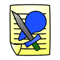 PFRPG Character Sheet icon