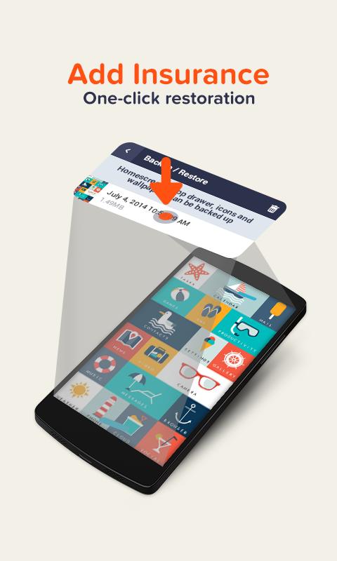 Buzz Launcher-Smart&Free Theme screenshot #6
