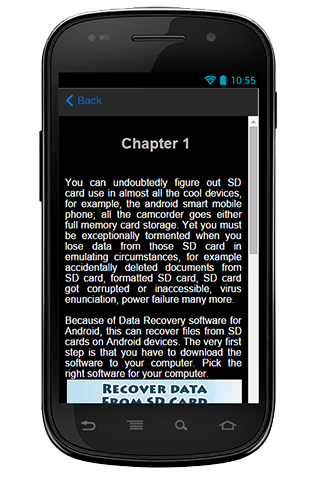 【免費生產應用App】Recover Data From SD Card Tip-APP點子
