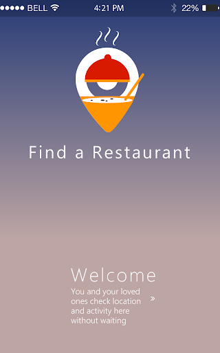 Find A Restaurant