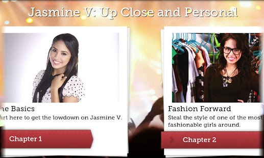 Jasmine V: Up Close & Personal - screenshot thumbnail