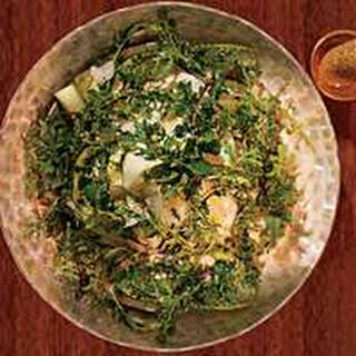 Shaved Zucchini-and-Parmesan Salad.