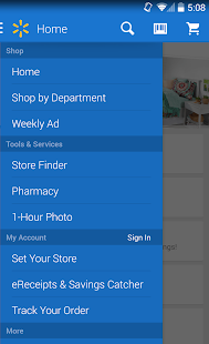 Walmart - screenshot thumbnail