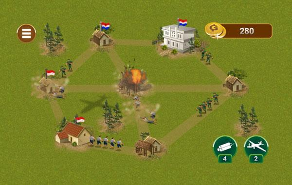 Battle to Merdeka- screenshot