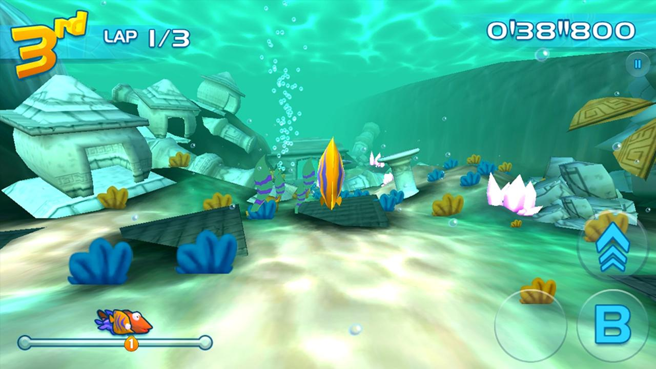 Jett Tailfin Racers THD - screenshot