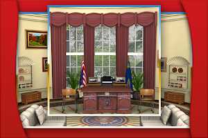 Screenshot of Escape From President Office