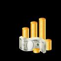 Handphone Money icon