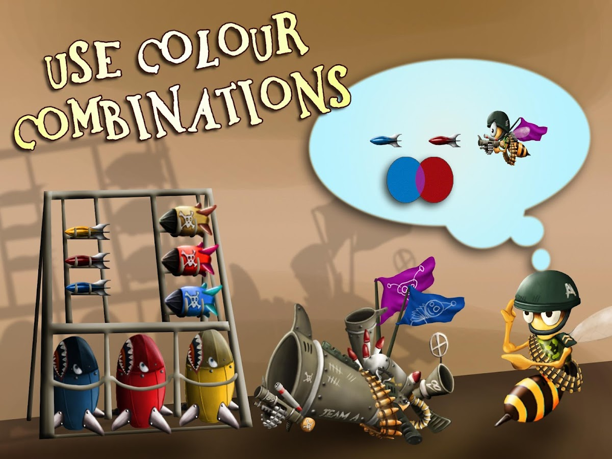 Beevolution: Bee Wars- screenshot