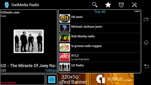 OwlMedia Radio - Alarm Clock