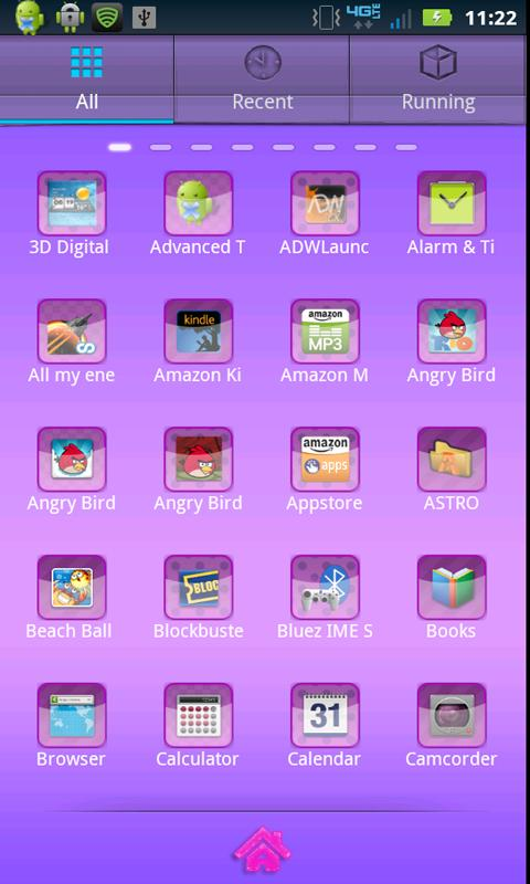 Hair Dresser 2 Theme - screenshot