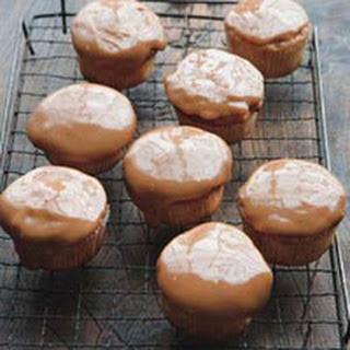 Caramel Apple Cupcakes.