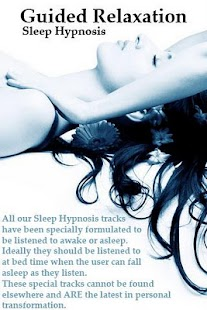 Sleep Hypnosis - Relax! - screenshot thumbnail