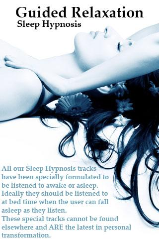 Sleep Hypnosis - Relax! - screenshot