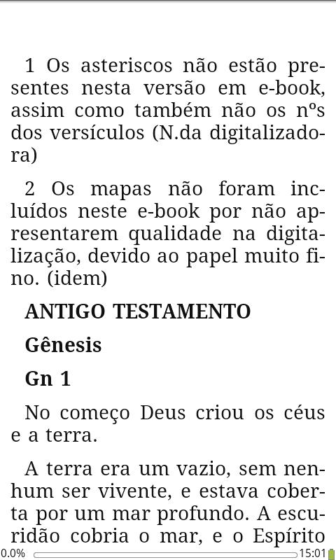 Holy Bible for youth- screenshot