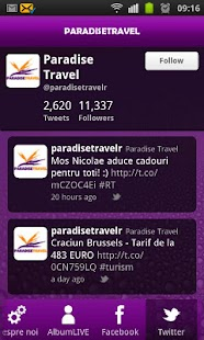 Paradise Travel - screenshot thumbnail