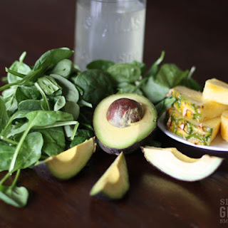 SPA Skin Cleanse Green Smoothie.
