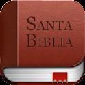 Santa Biblia Gratis logo