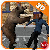 Wild Bear Attack 3D