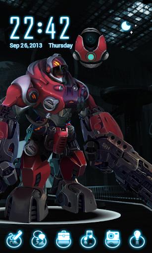 IronFighterTheme-Locker Master