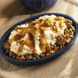 Slow Cooker Shepherd's Pie.